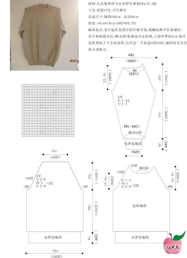 毛衣软件制图