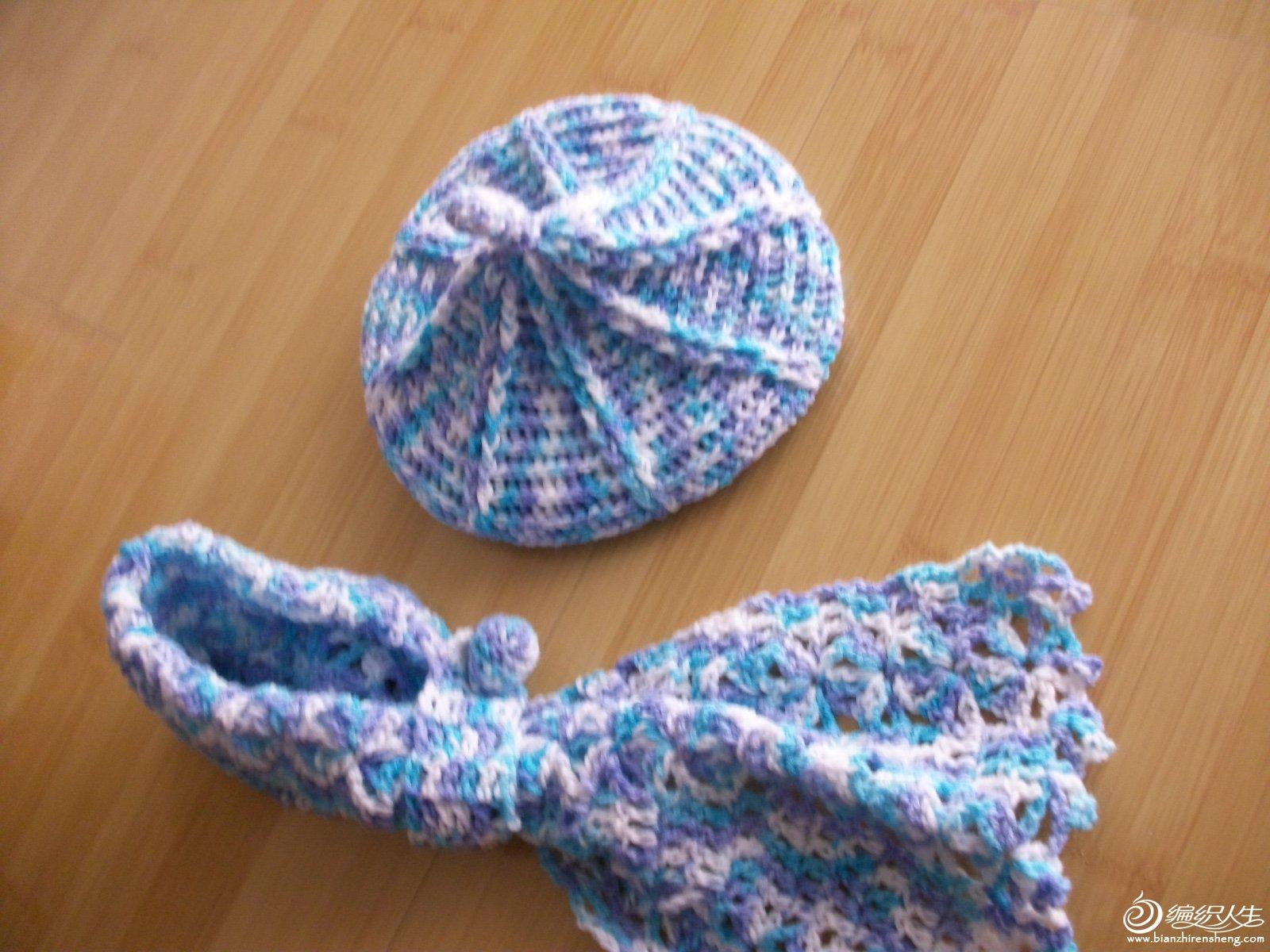 帽子+围巾1