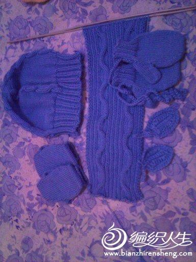 宝宝围脖.帽.手套.袜子