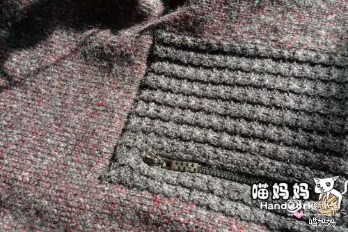 [男式毛衣] 喵妈妈——暖冬——男士高领拉链衫 - yn595959 - yn595959 彦妮