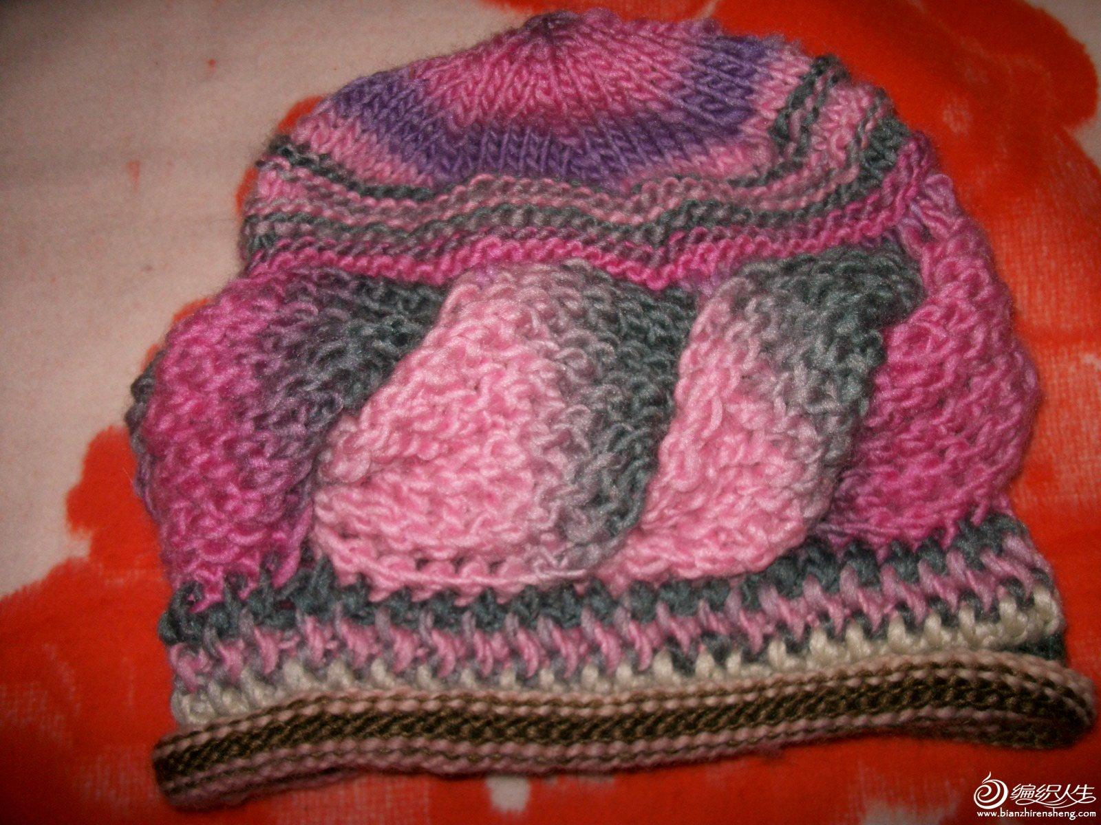 地瓜垅组合帽