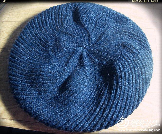 斜纹针帽子织成了.jpg