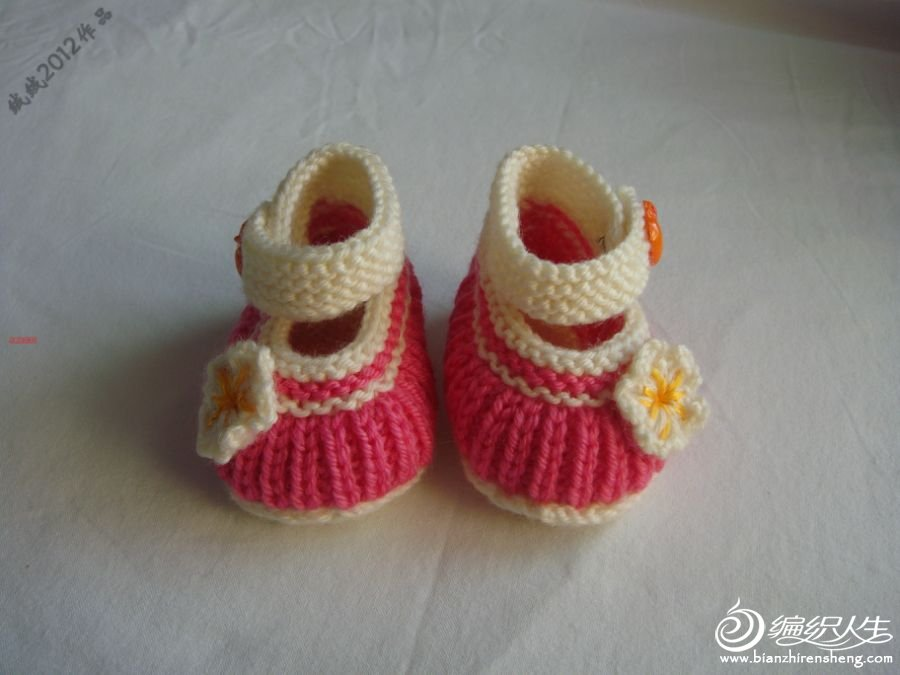 可爱宝宝鞋