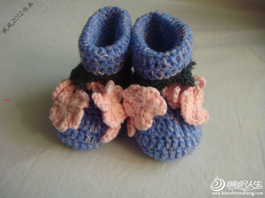 高筒宝宝鞋
