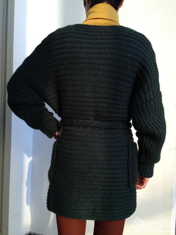 墨绿大衣2