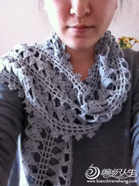 钩针围巾4