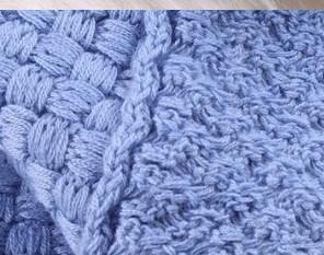 这个围巾怎么织