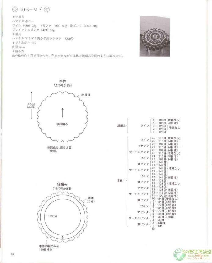 可爱的手编钩针座垫(日文)0047.jpg