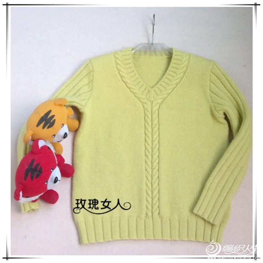 秋香绿麻花羊绒衣.jpg