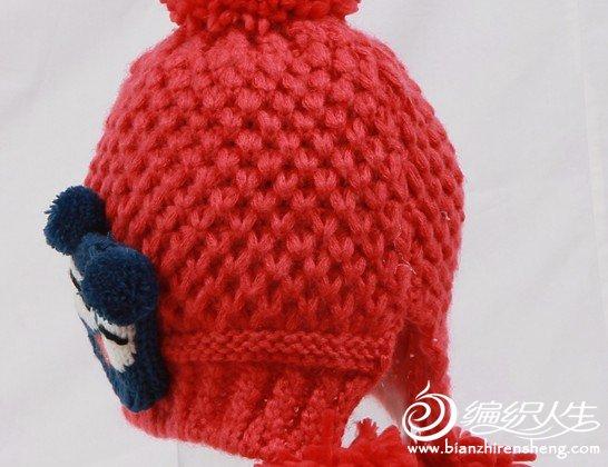 这个帽子是怎么织的!