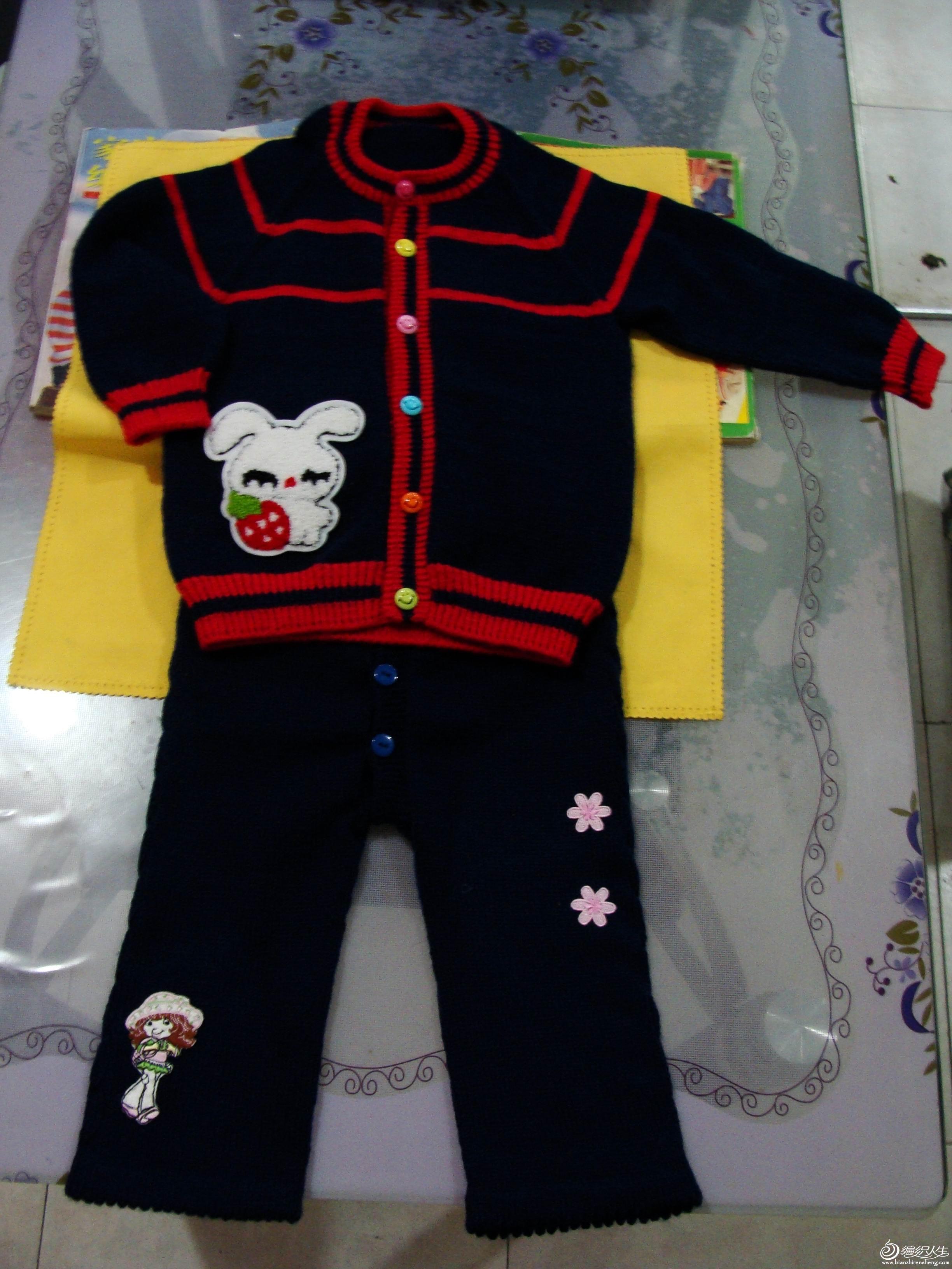 一岁宝宝周岁毛衣