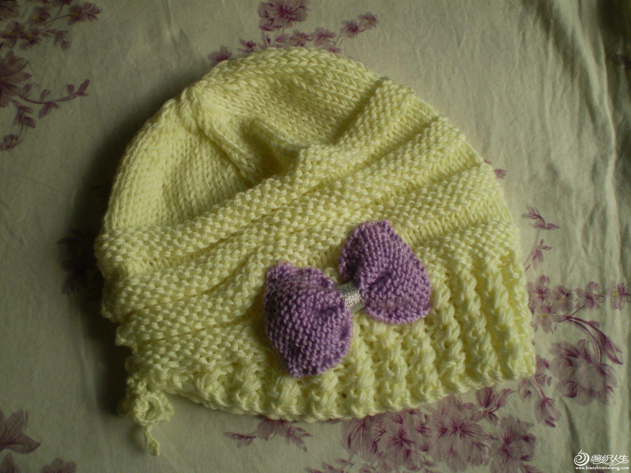 蚕丝线手工编织帽子(多款颜色),38元每顶