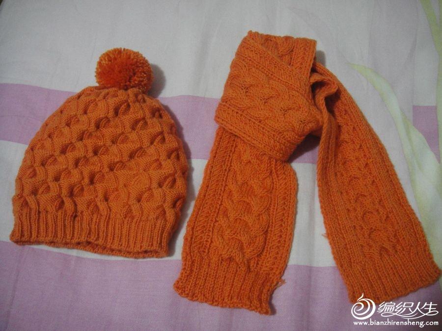 宝宝帽子,围巾