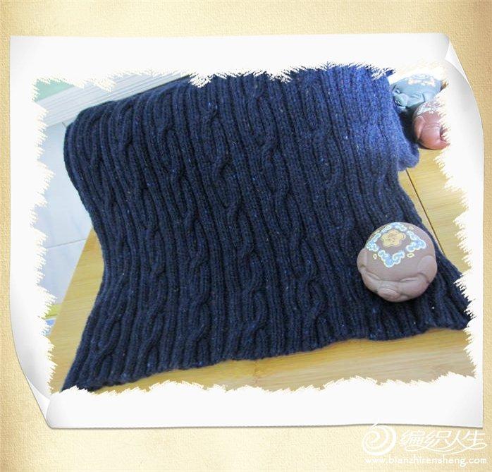 蓝色花点围巾1.jpg