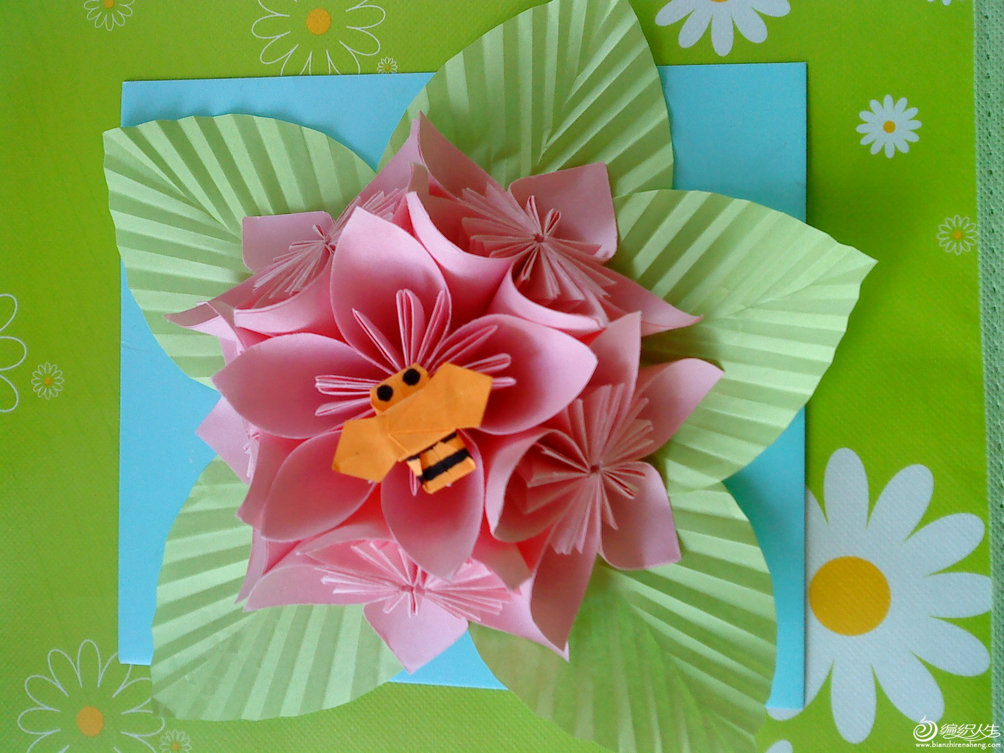 折纸,蝶恋花