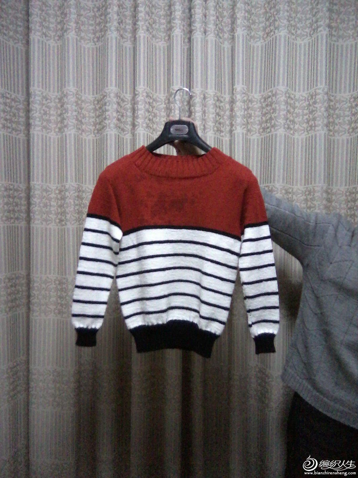 儿子的毛衣.jpg