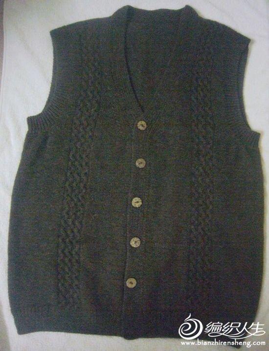 毛衣的成品,颜色接近原色