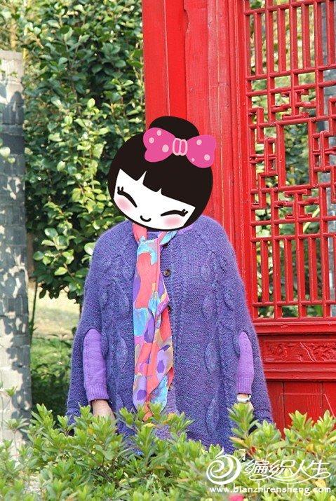 蓝紫夹花披风5.jpg