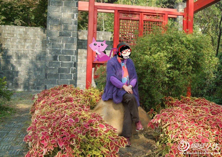 蓝紫夹花披风4.jpg