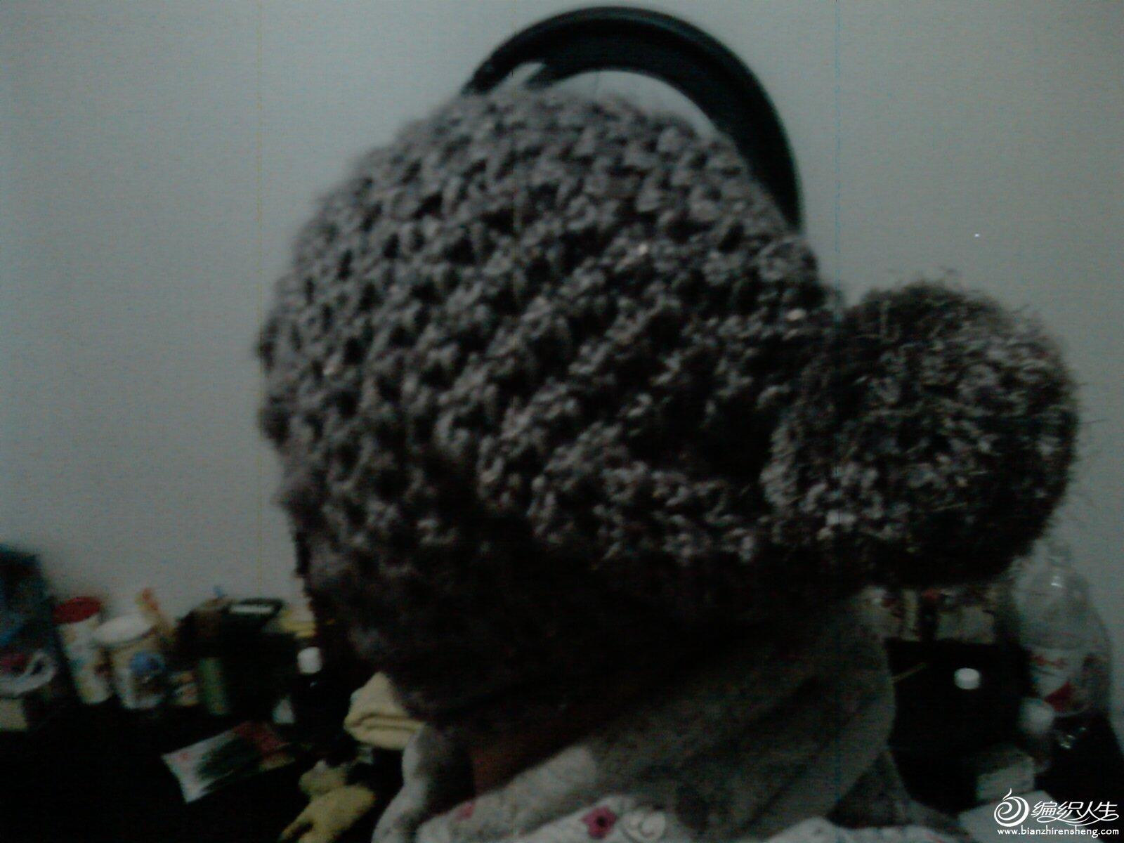 这是菠萝针帽