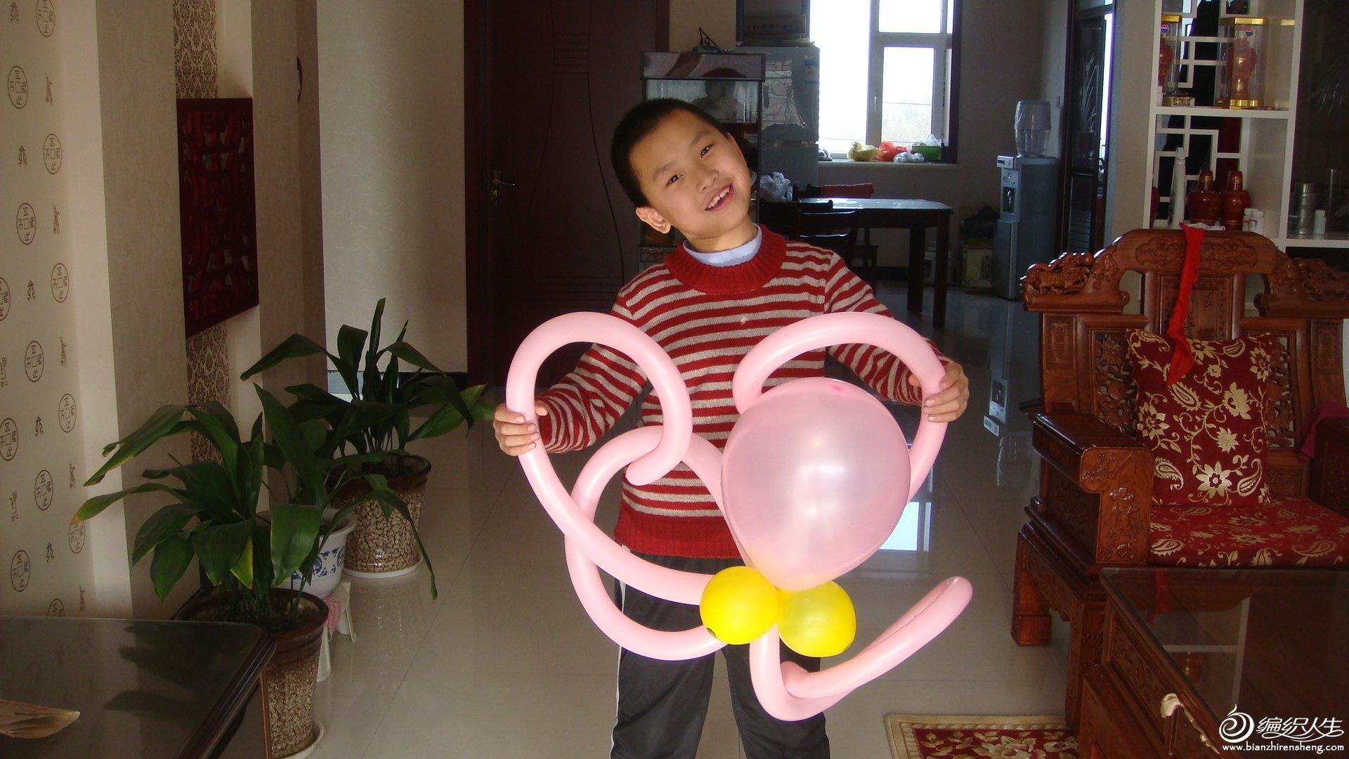 今年秋天织的,现在我儿子穿正好,章鱼我老公做的