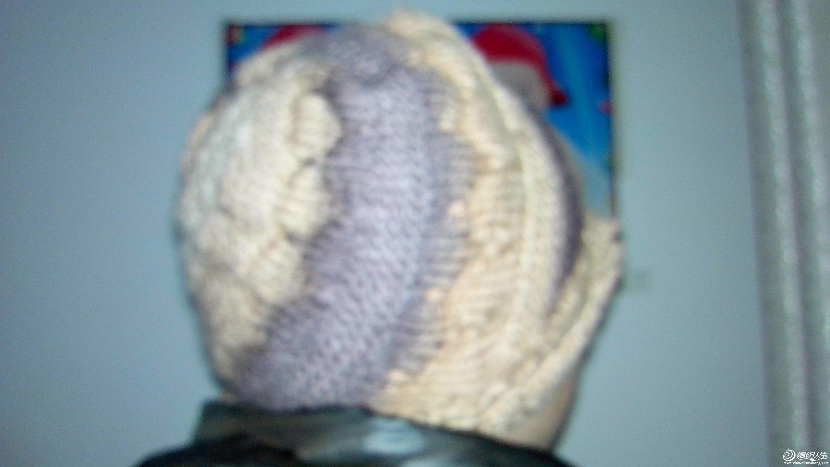 气泡针帽子