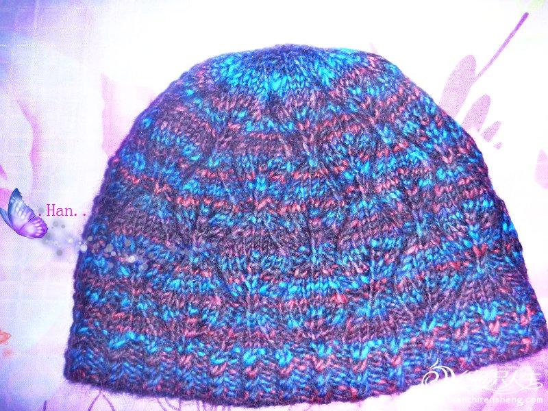 树叶帽子;