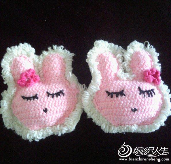 小兔子姐妹花