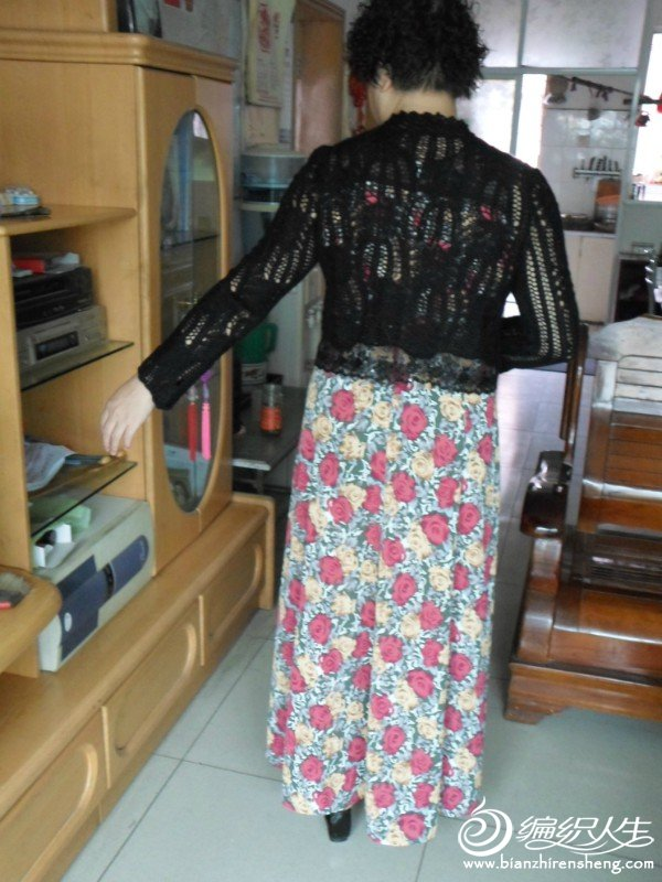 棕榈花长袖