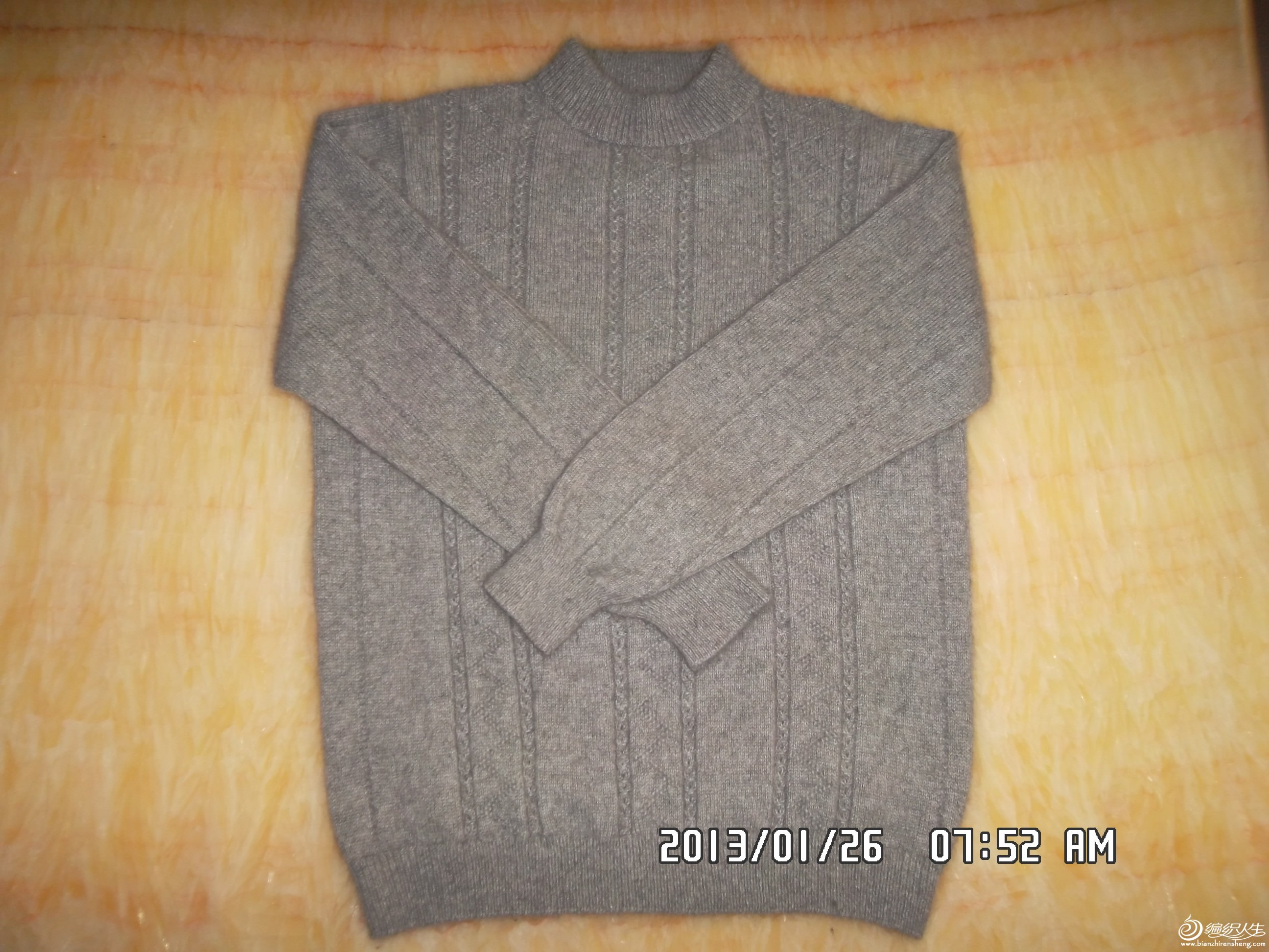 老爸的毛衣 009.jpg