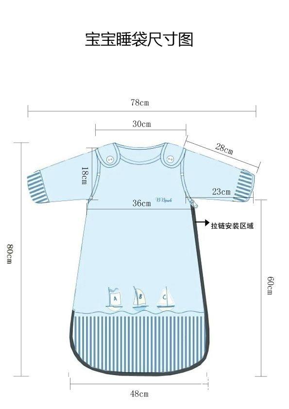 论坛 69 手工diy俱乐部 69 服装设计与裁剪 69 宝宝睡袋