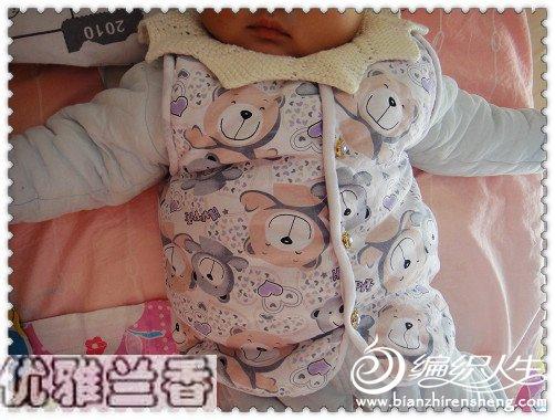 幼儿园环保手工制作衣服