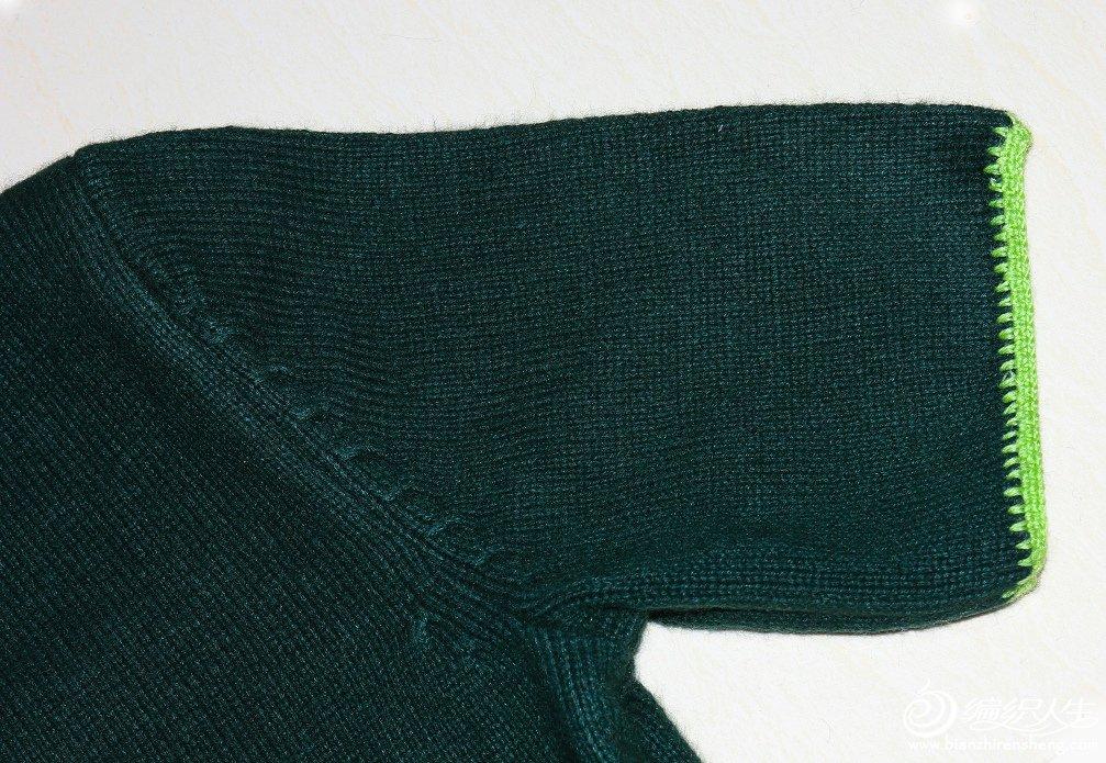 第七届参赛作品 旗袍系列之-----春之云裳 - 壹一 - 壹一编织博客