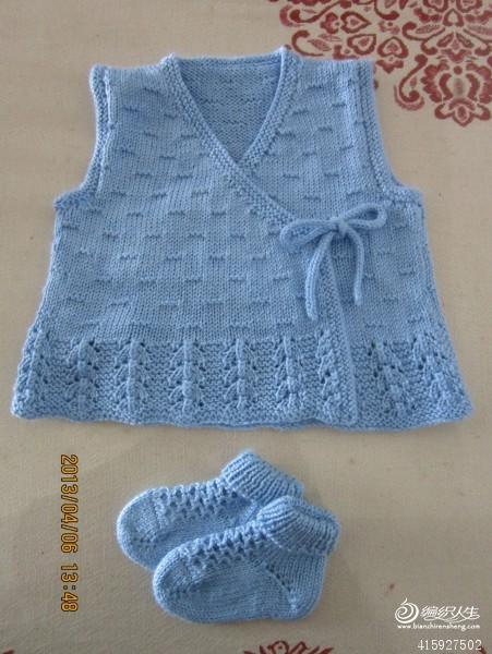 准外婆为未来新生宝宝准备的衣服 - 失败的维 - 失败的维