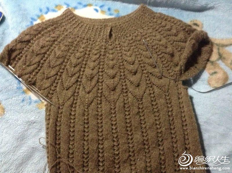 毛衣怎么加针好看 - 编织人生