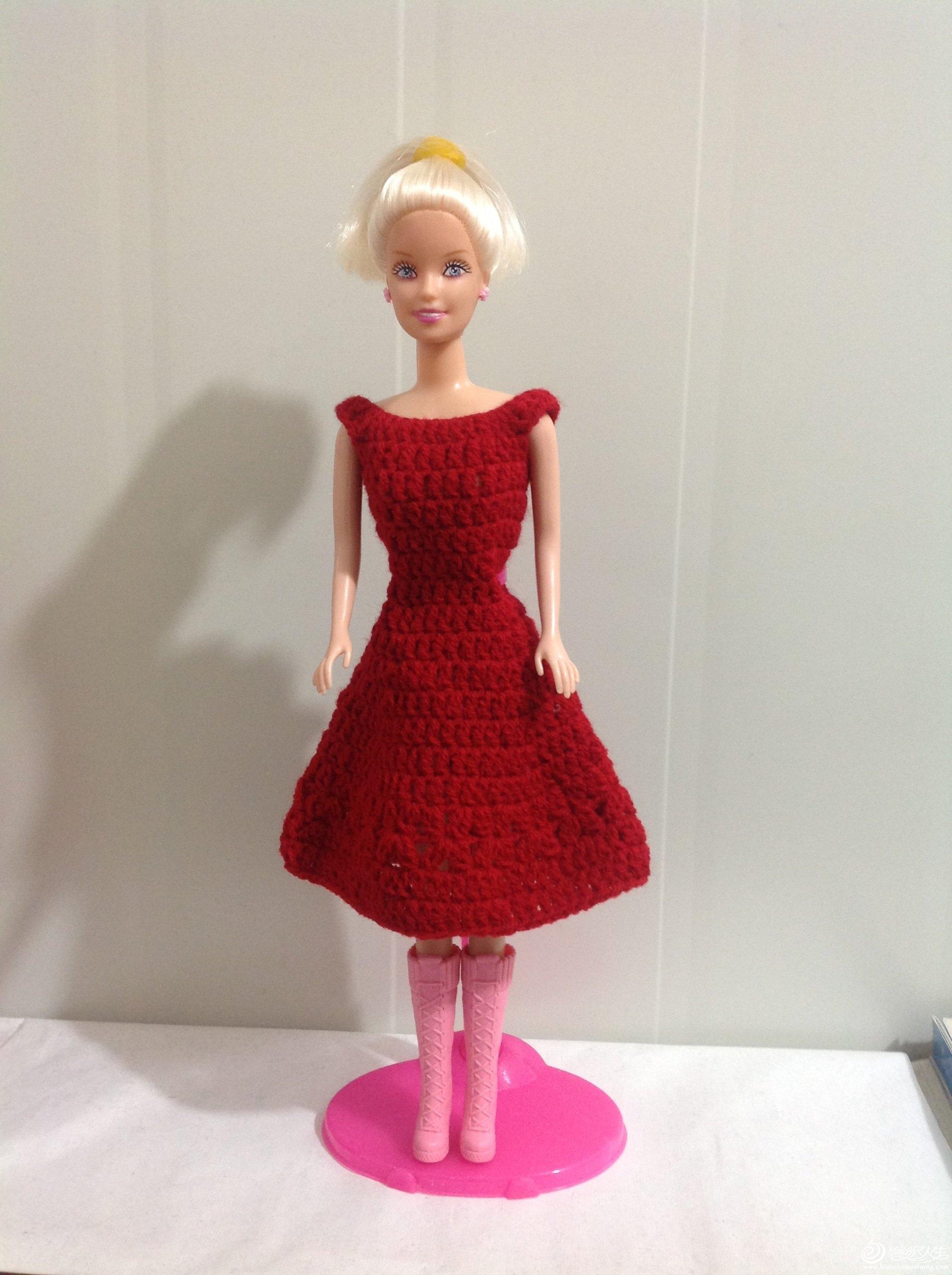 芭比娃娃的裙子&#128087
