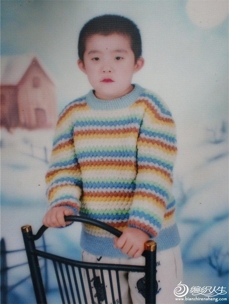 儿童毛衣真人秀