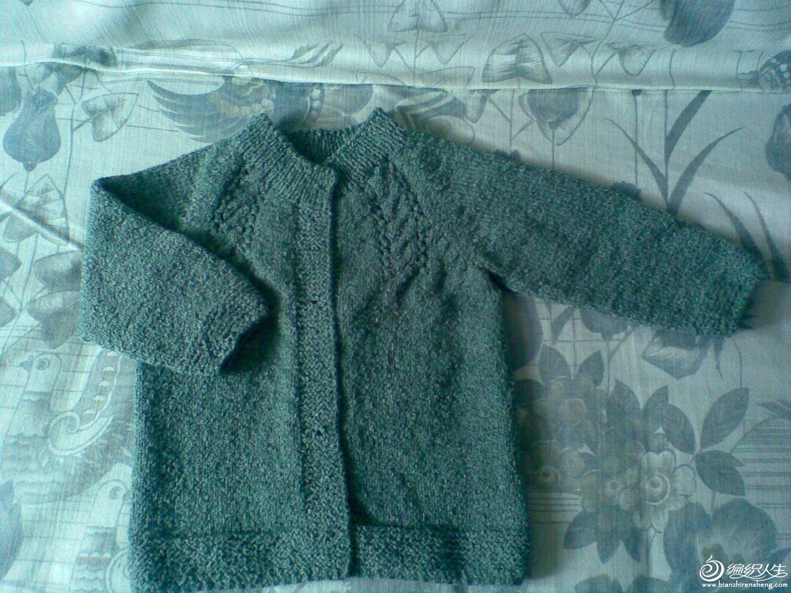 片织宝宝鞋       睿迪妈 版块:[儿童毛衣(棒针)]2635751   小外套