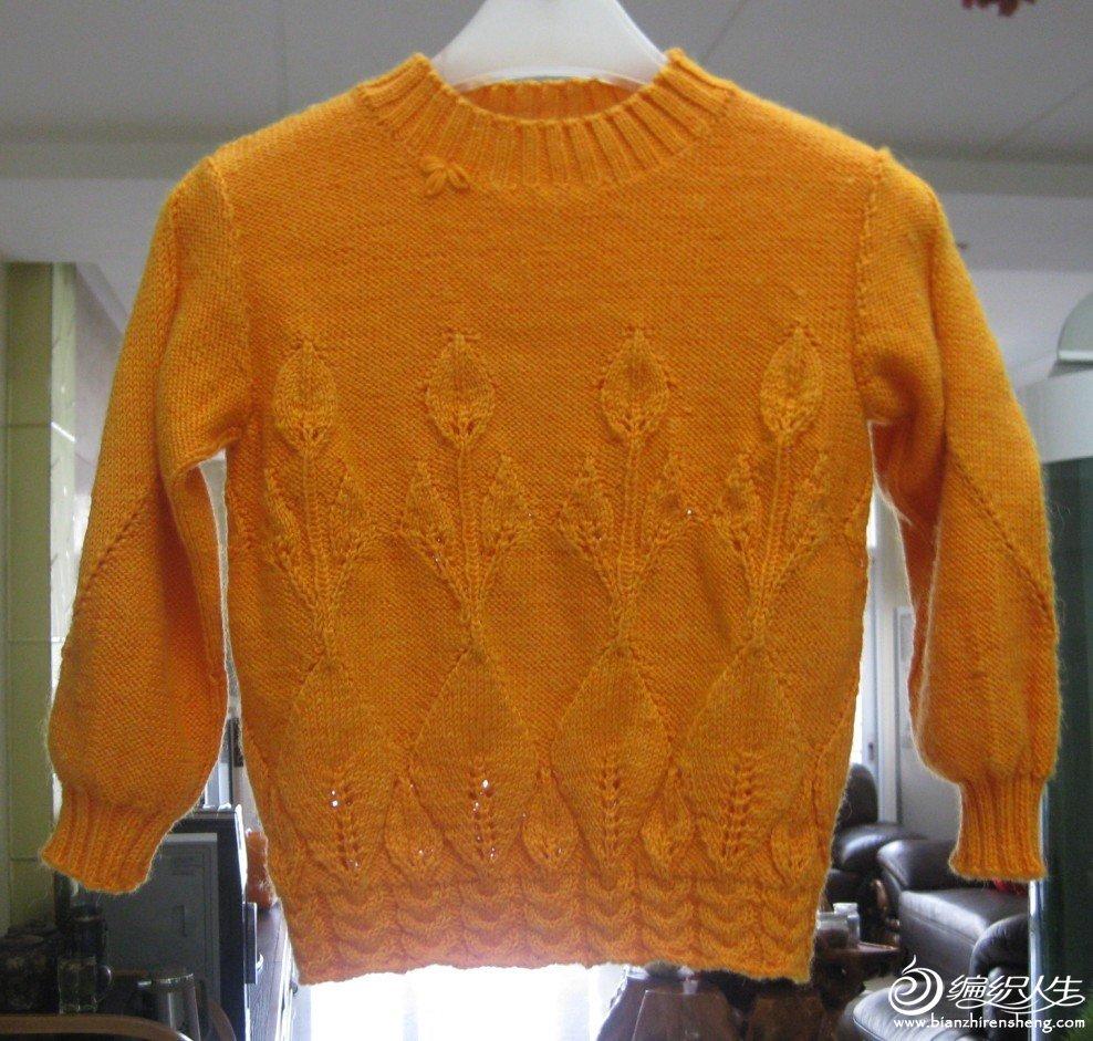 织毛衣怎么接线头