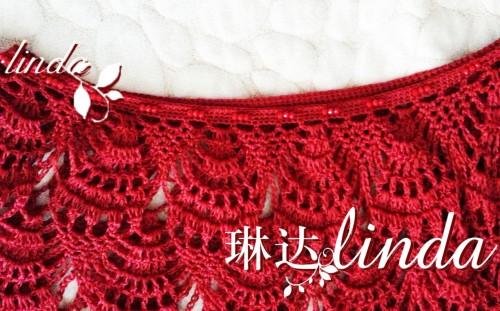 转:琳达手工--夏日的热情森巴 - 随心索衣 - 随心索衣