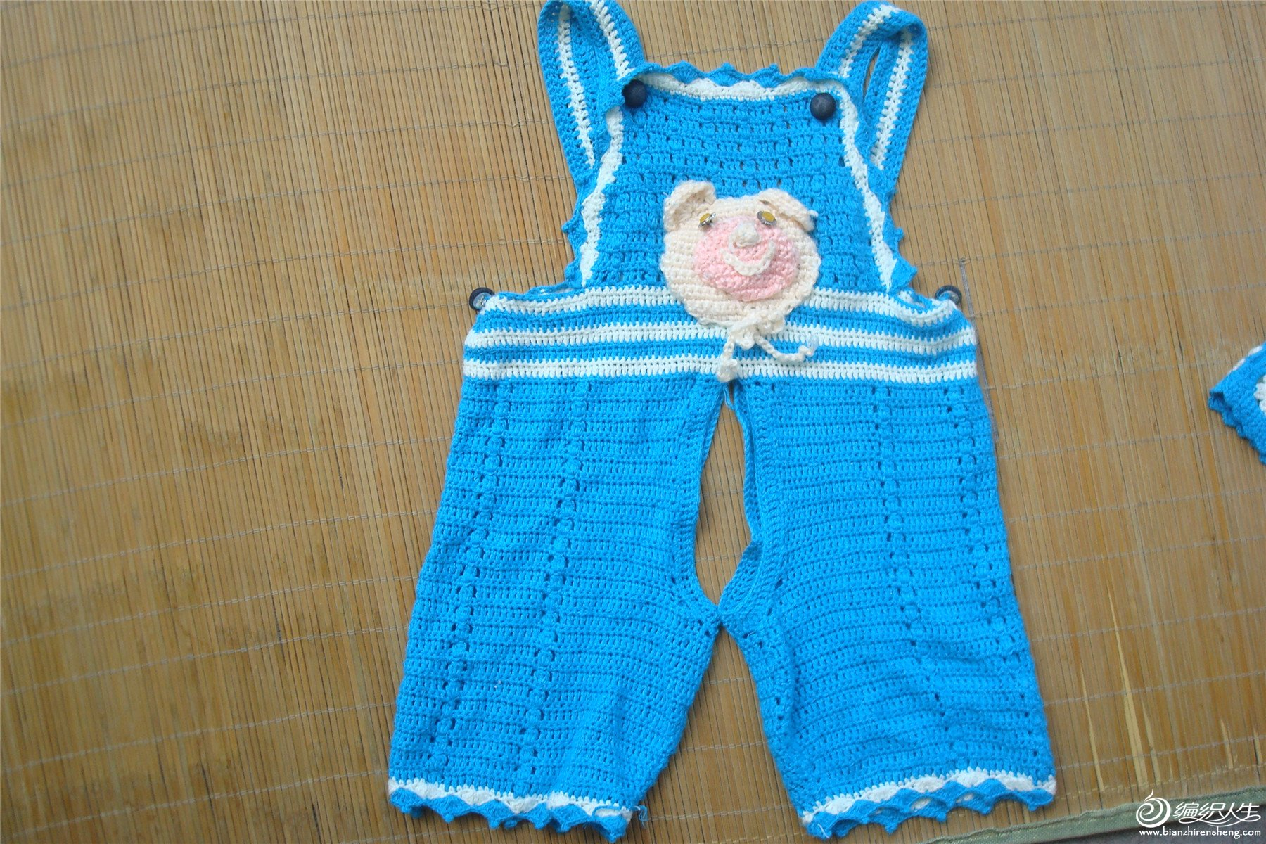 69 儿童毛衣编织交流 69 儿童毛衣(钩针) 69 心仪已久的背带裤