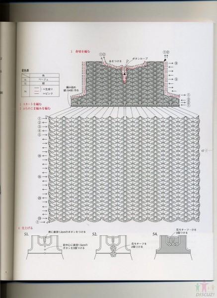 [90~110cm中童毛衣] 粉嫩公主裙+公主帽套装 - yn595959 - yn595959 彦妮