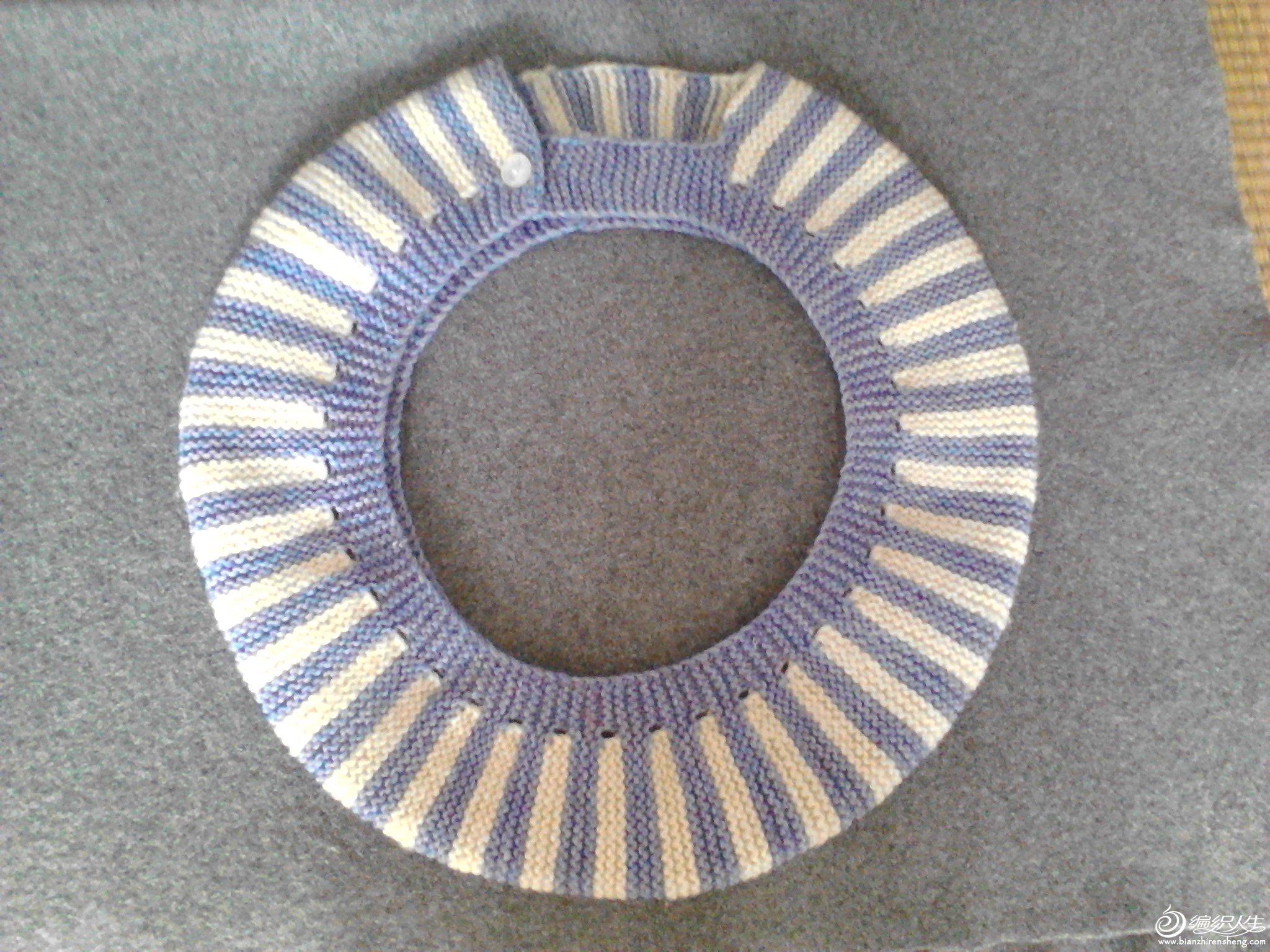 毛线编织马桶坐垫_用毛线织马桶 - 编织人生