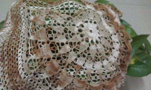 空心线编织小动物图片