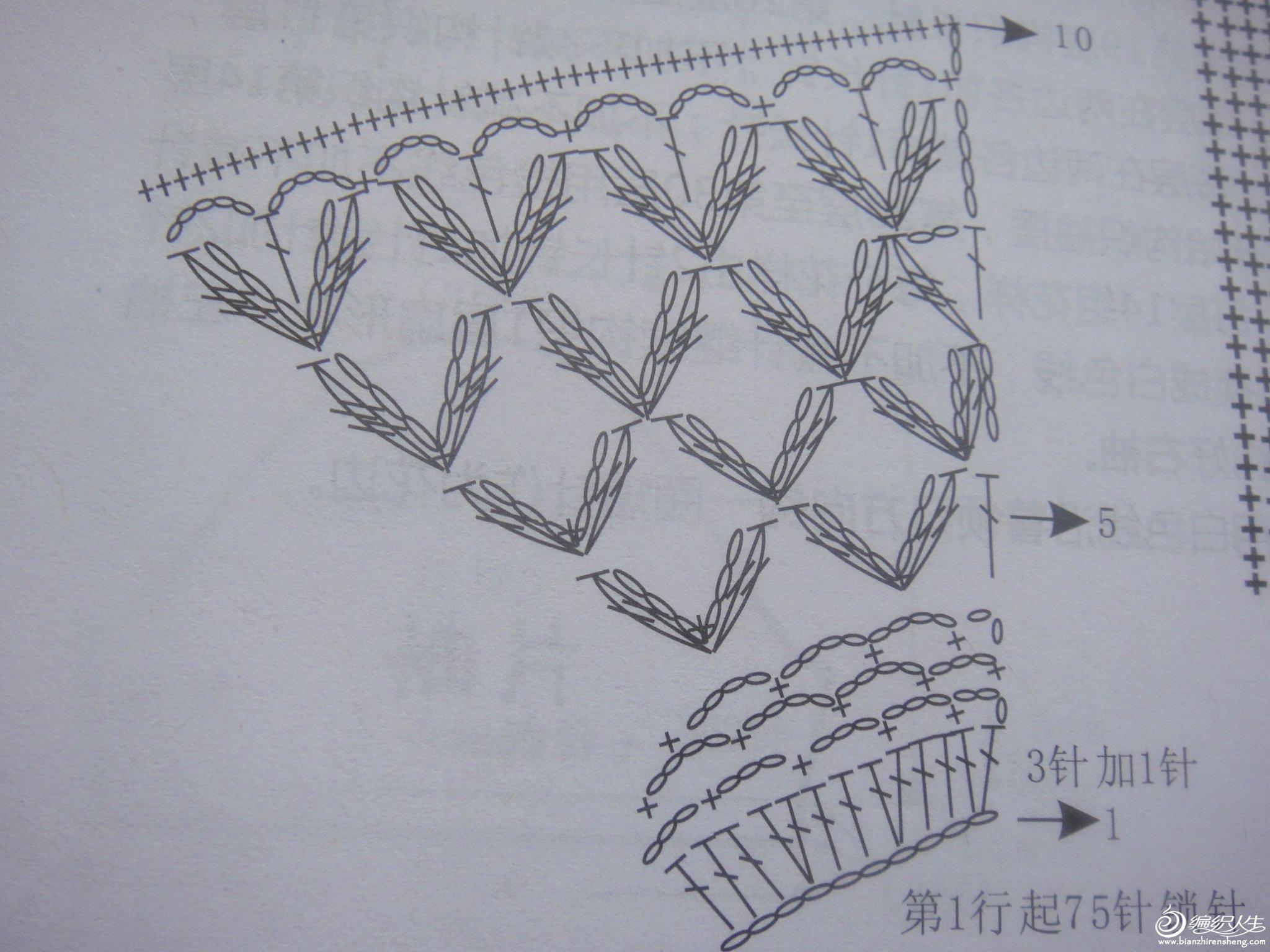 编织服装手绘效果图