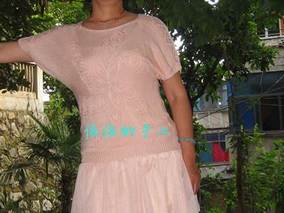 61  求这件叶子开衫详细图解 61  叶子花短裙 61  燕子手工