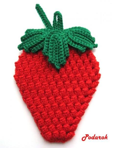 [钩针] 草莓 - yn595959 - yn595959 彦妮