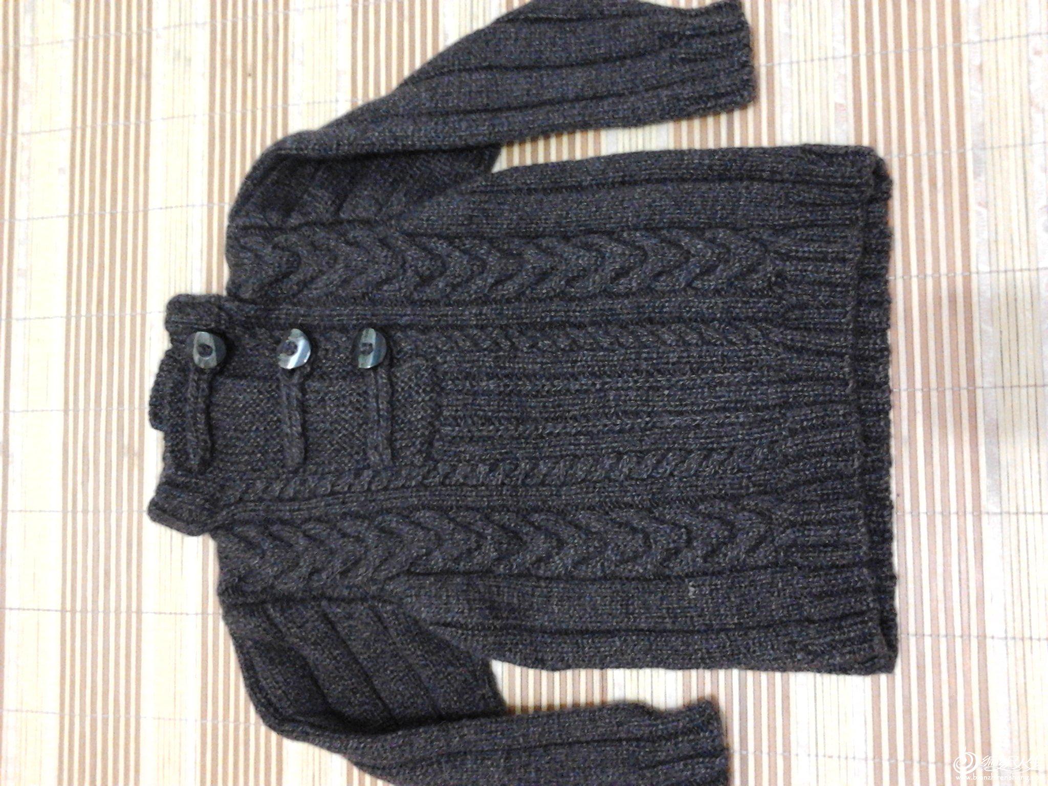 漂亮的女士毛衣(有详细图解哦) 61  粉色小孩毛衣 61  短袖背心