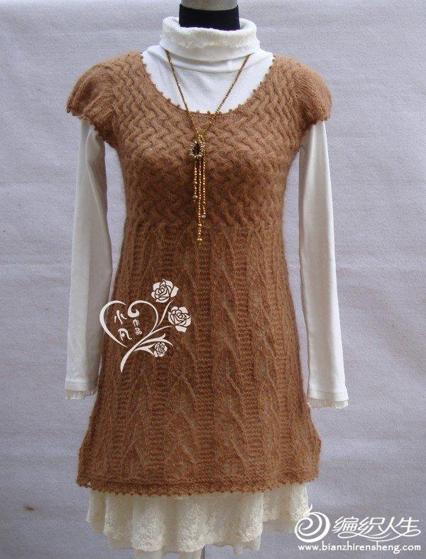 依可爱编织毛衣图片