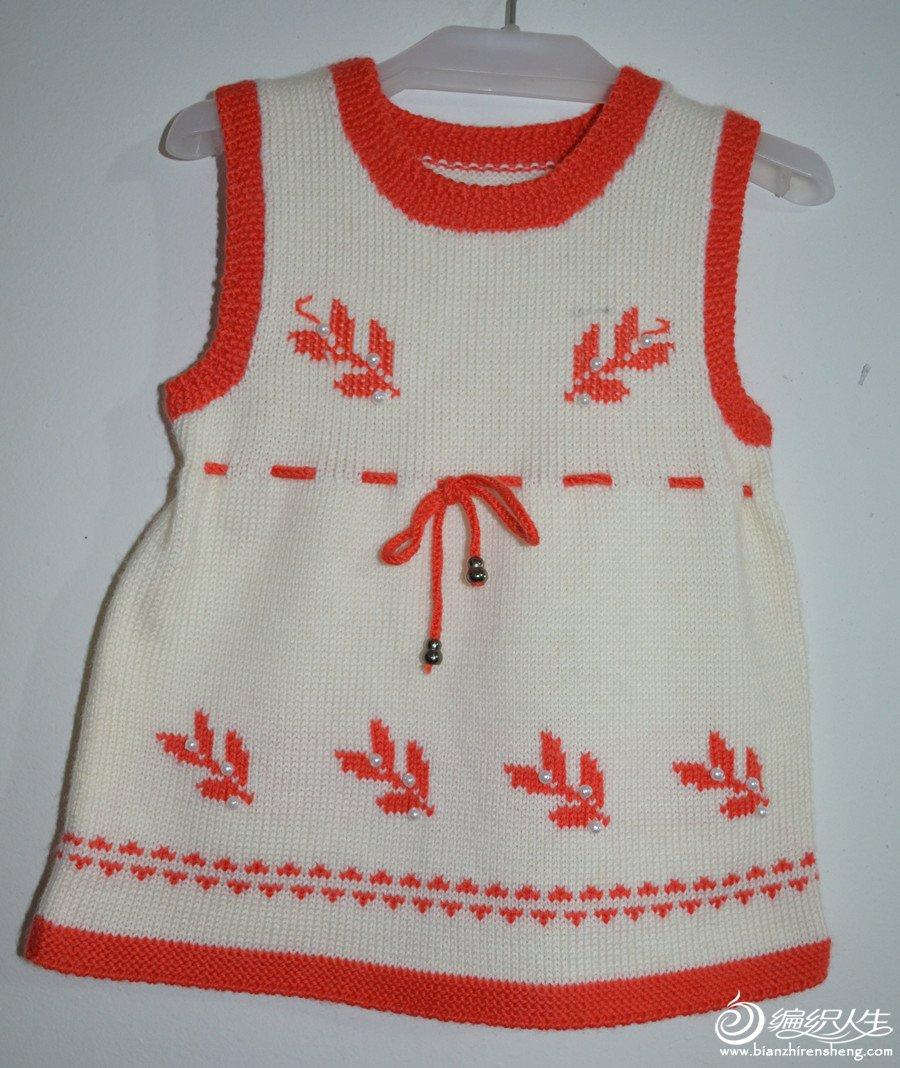 我仿钩的帽子 叶子 熊猫 帽子 片织 毛巾线 儿童毛衣 冬天漂亮的衣服